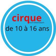 Cirque 10 - 16