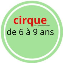Cirque 6 - 9