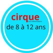 Cirque 8 - 12