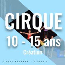 Cirque 10 - 15