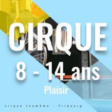 Cirque 8 - 14